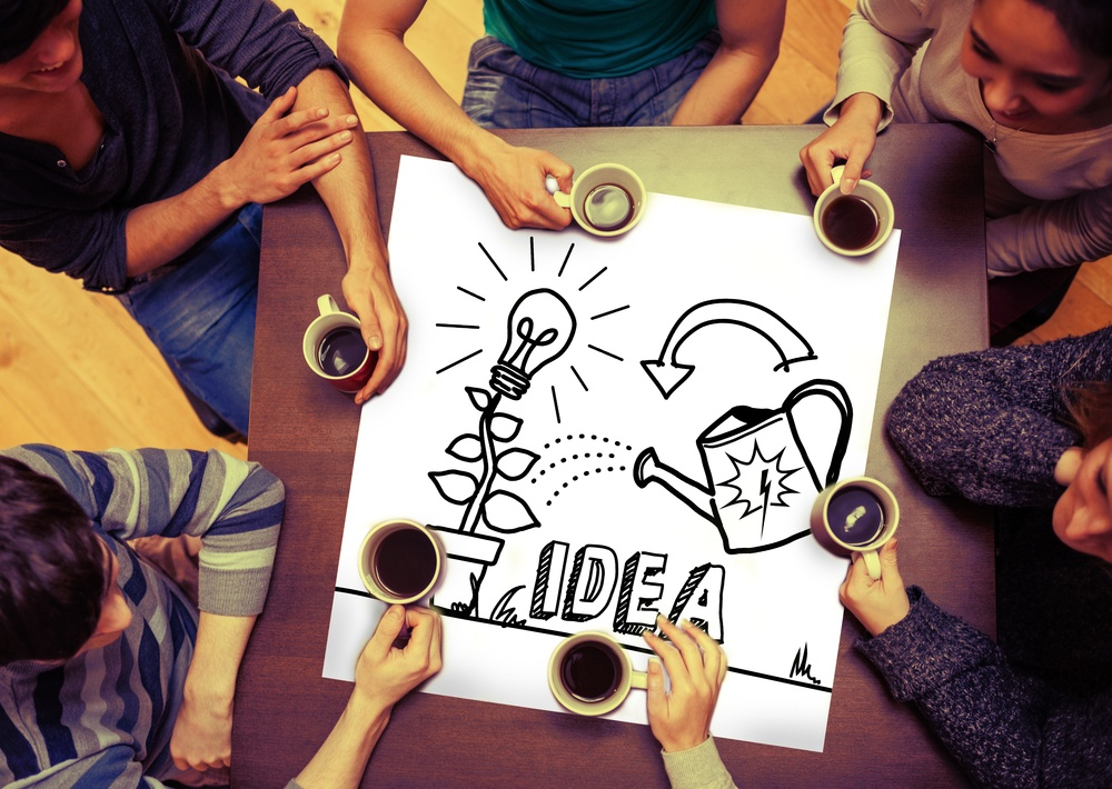 encourage ideation and innovation by employees